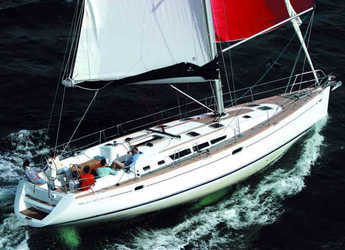 Rent a sailboat in Port Lavrion - Sun Odyssey 49