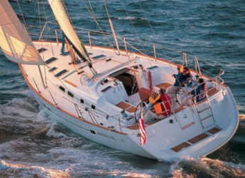 Chartern Sie segelboot in Volos - Cyclades 50.5