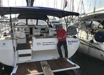 Rent a sailboat in Marine Pirovac - Bavaria C45 Holliday