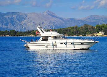 Rent a yacht in Marina Gouvia - Princess 45