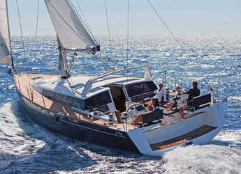 Rent a sailboat in Marina Kastela - Sense 50