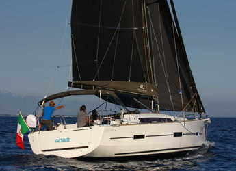 Rent a sailboat in Marina di Stabia - Dufour 412 Grand large
