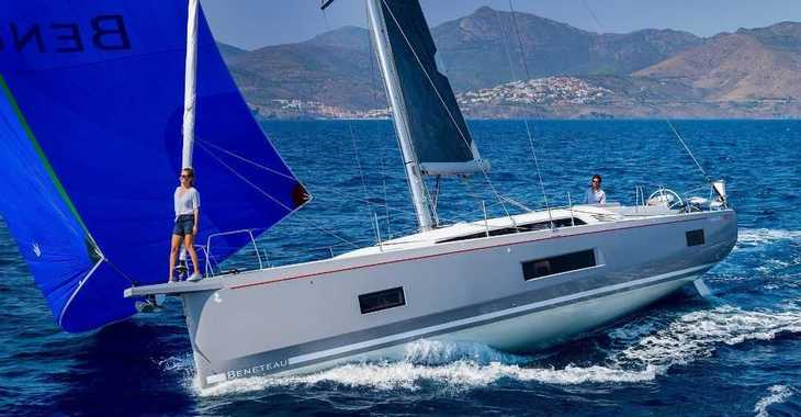 Rent a sailboat in Marina Kornati - Oceanis 46.1