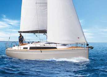Rent a sailboat in Porto di Lavagna - Bavaria Cruiser 34