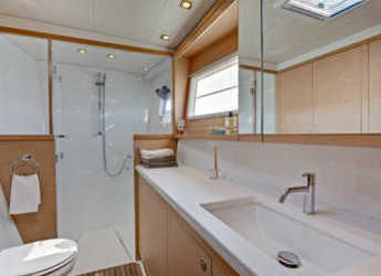 Rent a catamaran in Marina Gouvia - Lagoon 450