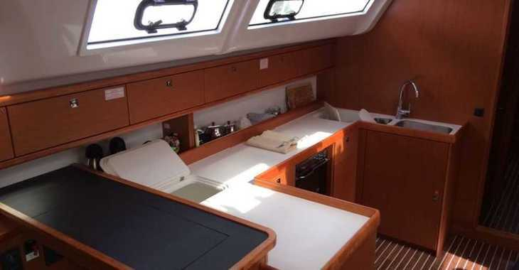 Rent a sailboat in Port Gocëk Marina - Bavaria Cruiser 51