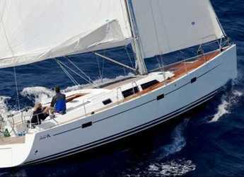 Rent a sailboat in Volos - Hanse 470
