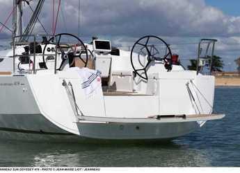 Chartern Sie segelboot in Marina Sukosan (D-Marin Dalmacija) - Sun Odyssey 419