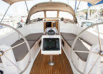 Rent a sailboat in Split (ACI Marina) - Bavaria Cruiser 41 (3Cab)
