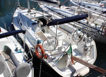 Rent a sailboat in Cecina - Cyclades 39.3