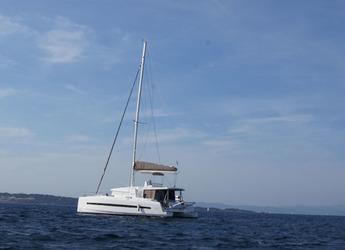 Chartern Sie katamaran in Marina Port Royale - Bali 4.5