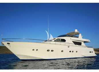 Rent a yacht in Alimos Marina Kalamaki - Alalunga 70