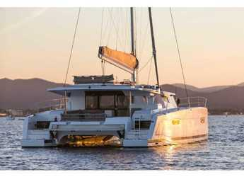 Rent a catamaran in Club Naútico de Sant Antoni de Pormany - Saona 47-Fountaine Pajot