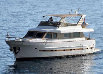 Rent a yacht in Split (ACI Marina) - CCYD M/Y Blanka