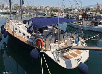 Rent a sailboat in Paros - Ocean Star 56.1