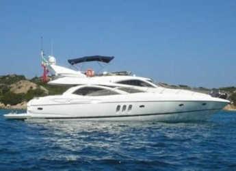 Chartern Sie motorboot in Marina Baotić - Sunseeker 64
