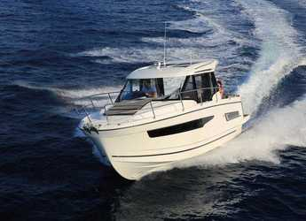 Rent a motorboat in Pula (ACI Marina) - Merry Fisher 895