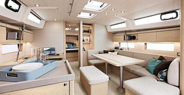 Chartern Sie segelboot in ACI Marina - Oceanis 46.1