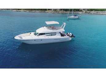 Rent a yacht in Split (ACI Marina) - Jeanneau Prestige 46 Fly