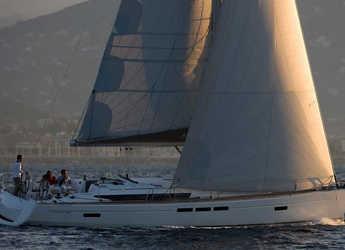 Rent a sailboat in Kos Port - Sun Odyssey 509