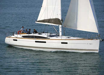Rent a sailboat in Skiathos  - Jeanneau 53 (5 cabs)