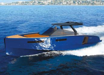 Rent a yacht in Marina Ibiza - EVO 43