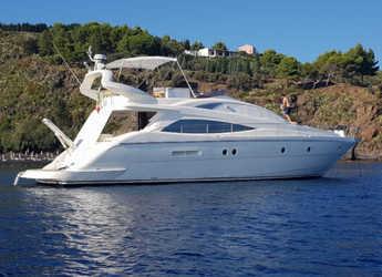 Rent a yacht in Trogir (ACI marina) - Aicon 54