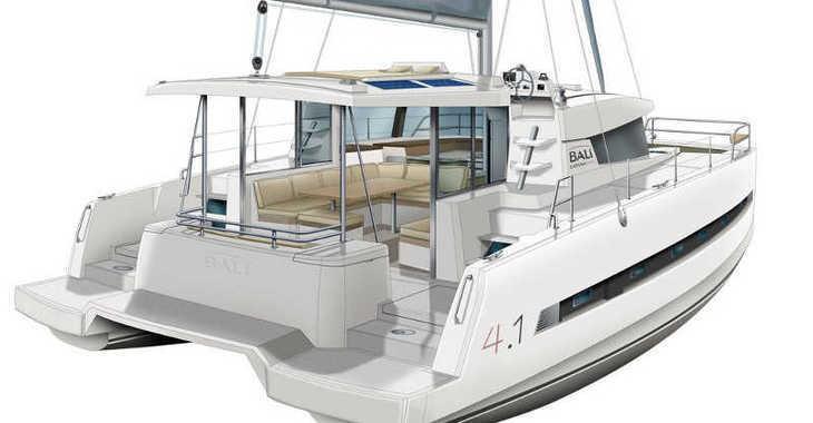 Chartern Sie katamaran in Marina di Scarlino - Bali 4.1