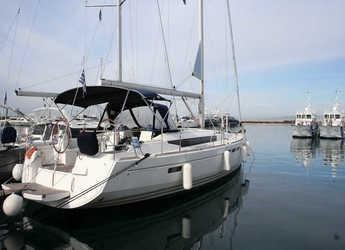 Alquilar velero en Paros - Sun Odyssey 509