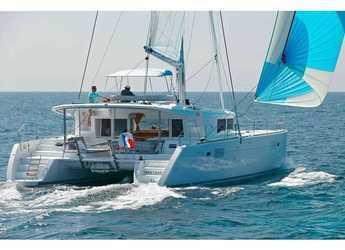 Chartern Sie katamaran in Porto Capo d'Orlando Marina - Lagoon 450  Flybridge