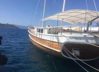 Rent a schooner in Alimos Marina Kalamaki - Gulet Aphrodite
