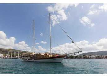 Louer goélette à Santorini - Gulet Hera