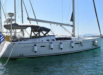 Rent a sailboat in Marina Skiathos  - Oceanis 54