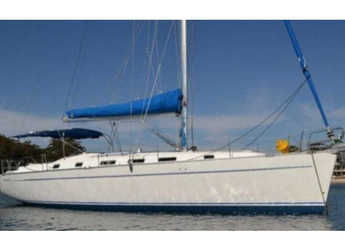 Rent a sailboat in Skiathos  - Cyclades 43.4