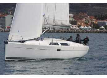 Rent a sailboat in Marina Kornati - Hanse 400