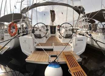 Rent a sailboat in Marina Kornati - Sun Odyssey 349