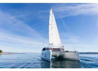 Rent a catamaran in SCT Marina Trogir - Lagoon 42 NEW