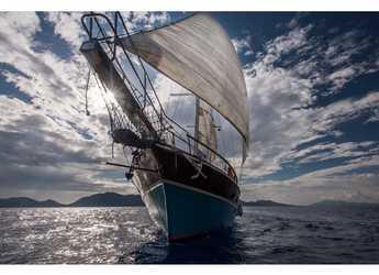 Rent a schooner in Marina Gouvia - Gulet