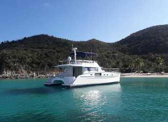 Rent a catamaran in Nanny Cay - Cumberland 44