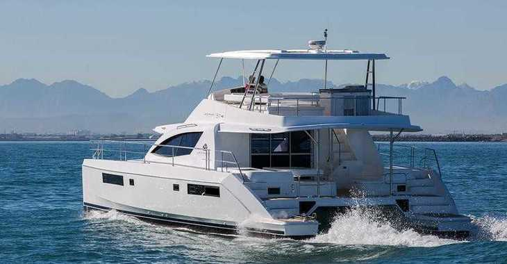 Rent a catamaran in Nanny Cay - ROBERTSON CAINE 51 PC