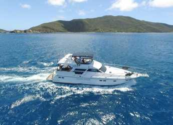 Rent a motorboat in Nanny Cay - HORIZON 56