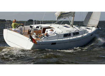 Chartern Sie segelboot in Cala Nova - Hanse 385