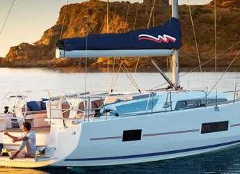 Rent a sailboat in Marina Port de Mallorca - Sun Odyssey 47 - DAY CHARTER