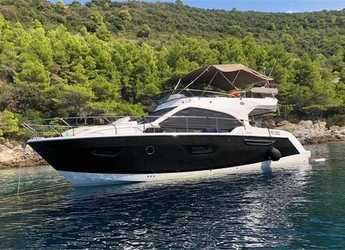 Rent a yacht in Marina Frapa - Sessa Fly 42 - 2 cab.