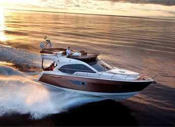 Rent a yacht in Marina Frapa - Sessa Fly 47