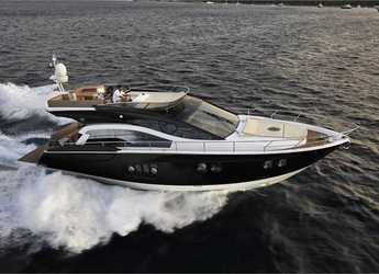 Rent a yacht in Marina Frapa - Sessa Fly 54 - 3 + 1 cab.