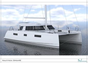 Alquilar catamarán Nautitech Open 40 en Marina Cienfuegos, Cienfuegos