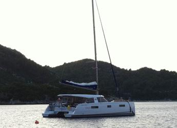 Rent a catamaran in Marina Cienfuegos - Nautitech Open 40