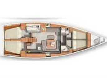 Rent a sailboat in Split (ACI Marina) - Hanse 455 (4Cab)