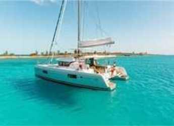 Louer catamaran à Salerno - Lagoon 42 (4+2Cab)